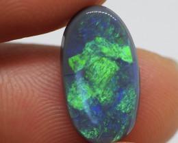 4.20CT Semi Dark Opal  Lightning Ridge  JA15
