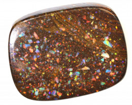29.25CTS -  BOULDER OPAL INLAY POLISHED STONE NC-5761