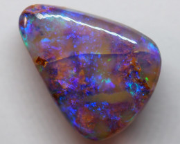 3.15CT SMALL BRIGHT BOULDER PIPE OPAL AA50