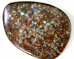 33.70CTS -  BOULDER OPAL INLAY POLISHED STONE NC-5764