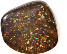 16.40CTS -  BOULDER OPAL INLAY POLISHED STONE NC-5775