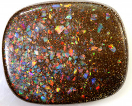 17.85CTS -  BOULDER OPAL INLAY POLISHED STONE NC-5780