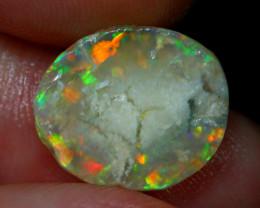 PRE Shaped 3.6cts Australian Lightning Ridge Opal