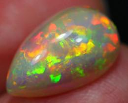 5.07Ct Rainbow Crystal Patch Pattern Ethiopian Welo Opal ~ C10/7