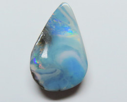 6.78ct Queensland Boulder Opal Stone
