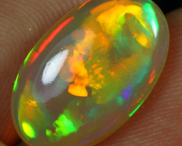 4.90cts 3D Flagstone Pattern Natural Ethiopian Welo Opal