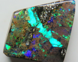 3.82ct Queensland Boulder Opal Stone