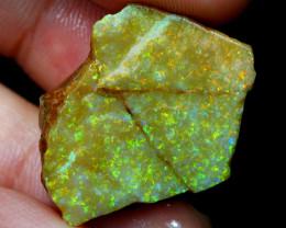 19cts Unheated Matrix Andamooka Specimen Stone