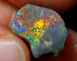 4cts Australian Lightning Ridge Opal Rough