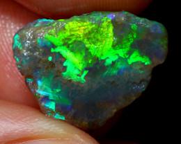 6cts Australian Lightning Ridge Opal Rough