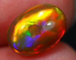 1.72Ct Incredible Rainbow Broadflash Pattern Ethiopian Welo Opal ~ C14/1