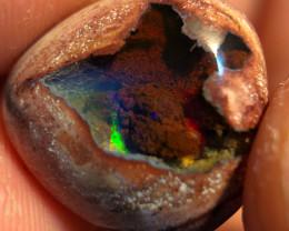 Scenic Mexican 18.4ct Matrix Opal (OM)