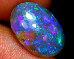 RARE COLOUR 4.39ct Ethiopian Welo Solid Opal