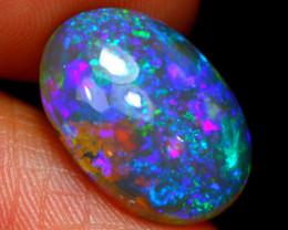 RARE COLOUR 4.39ct Ethiopian Welo Solid Opal