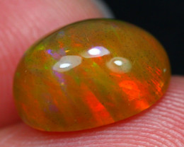 Opal Promo ~ 3.79Ct Bright Color Play Ethiopian Welo Opal FD15/6