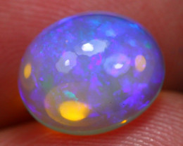 Opal Promo ~ 2.91Ct Bright Color Play Ethiopian Welo Opal FD15/13
