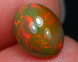 Opal Promo ~ 2.30Ct Bright Color Play Ethiopian Welo Opal FD15/16
