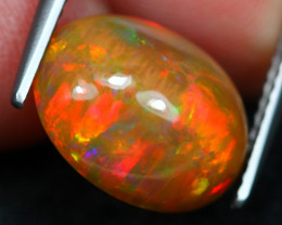 2.78Ct Amazing Ribbon Pattern Ethiopian Welo Opal ~ C16/3