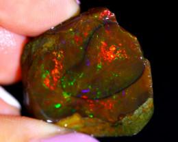 31cts Ethiopian Crystal Rough Specimen Rough
