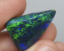 10.6CT Black Opal  Lightning Ridge  AA4
