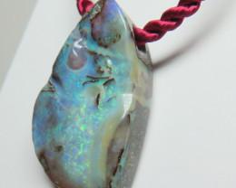 36.70ct Queensland Boulder Opal Stone