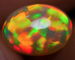1.75 CRT GOLDEN PERFECT PUZZLE 5/5 FULL COLOR BRIGHT WELO OPAL