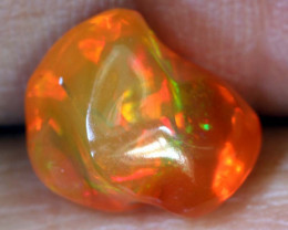 2.9-CTS MEXICAN  FIRE OPALS CARVING   FOB-1805