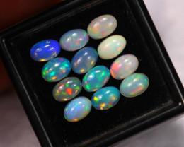 3.88Ct Natural Ethiopian Welo Opal Lot JA602