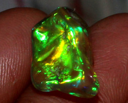 1.65 ct Natural Ethiopian Welo Fire Freeform Welo Opal Carvin 83