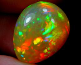 15.30ct Natural Ethiopian Welo Solid Opal /DE59