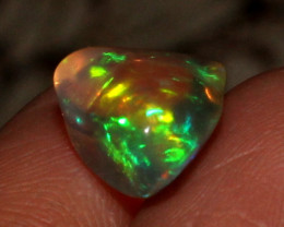 2.40 ct Natural Ethiopian Welo Fire Freeform Welo Opal Carvin 88