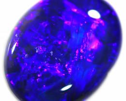 1.55 CTS BLACK OPAL STONE -LIGHTNING RIDGE- [LRO391]