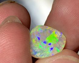 3.25 Carats of Solid/Natural Lightning Ridge Crystal Opal # 027