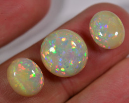 10.6 CT TOTAL WEIGHT WELO OPAL SET