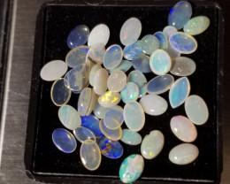 Australian Black Opal parcel 181230.0