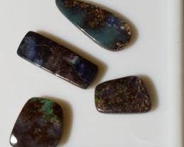 boulder opal parcel 1