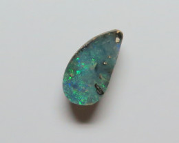 0.68ct Queensland Boulder Opal Stone