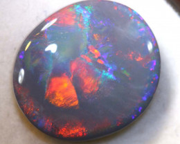 N4 -4.85 CTS QUALITY BLACK OPAL POLISHED STONE INV-1093