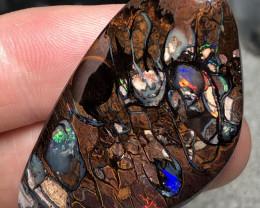 98.5cts Boulder Opal Stone AE45
