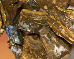 6800 Carats of Rough Boulder Opal, Queensland Boulder ; #062