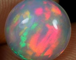3.80cts Brush Stroke Pattern Ethiopian Opal