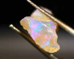 Cts2.15   FC193    .Rough Ethiopian Wello Opal   ~ Gem Grade -