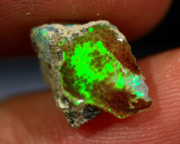 Cts 4.20  FC196    .Rough Ethiopian Wello Opal   ~ Gem Grade -