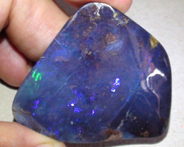 183.40 ct Huge Blue Natural Queensland Boulder Opal