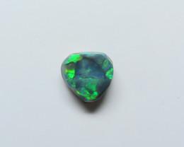 0.50ct Lightning Ridge Black Opal stone