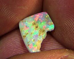 2.05 cts Brazilian Pedro II CHAFF brilliant opal N6 5/5