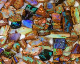 300ct Natural Boulder Pipe Opal Rough Parcel [BRP-059]