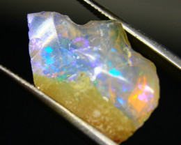 Cts5.30   FC7    .Rough Ethiopian Wello Opal   ~ Gem Grade -