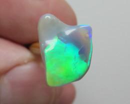 1.67ct Lightning Ridge Semi Black Opal stone