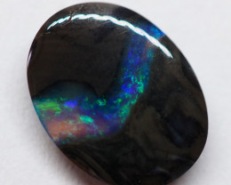 1.20CT BLACK OPAL FROM LIGHTNING RIDGE TB13